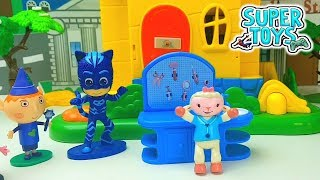 LA DOTTORESSA PELUCHE BEN E HOLLY PEPPA PIG PJ MASKS - Dottie presenta Bianchina ai suoi amici!