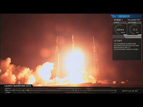 شاهد: إطلاق أول مهمة إسرائيلية إلى القمر  - نشر قبل 7 ساعة