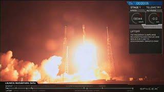 شاهد: إطلاق أول مهمة إسرائيلية إلى القمر