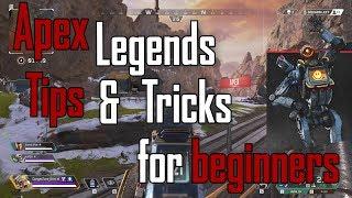 10 Beginner Tips for Apex Legends