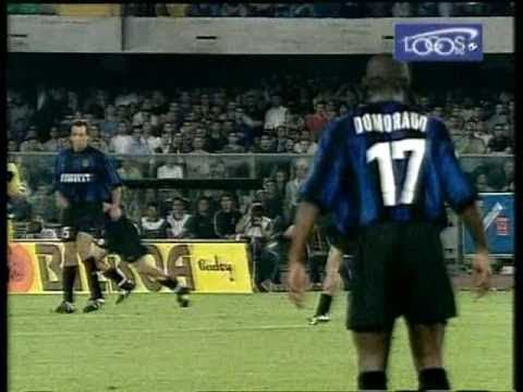 Stagione 1999/2000 - Parma vs. Inter (1:3) Highlights