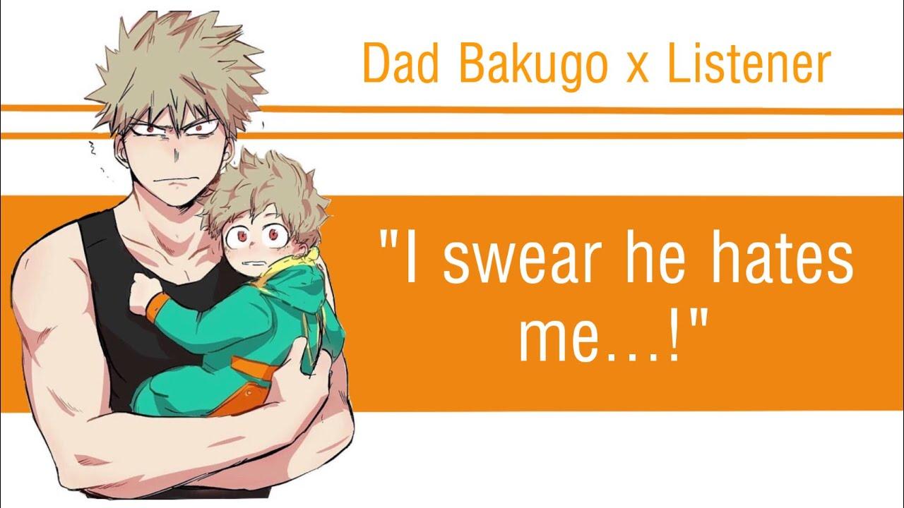 Download Raising a child with Bakugo | Dad Bakugo x Listener | BNHA ASMR