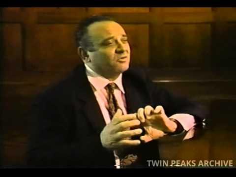 Angelo Badalamenti Rare Twin Peaks Interview and Performance