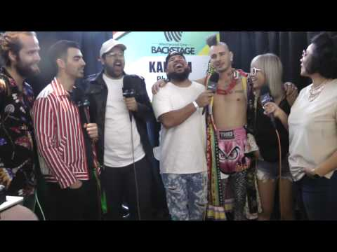 DNCE Full Interview with The Morning Mess