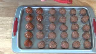 How To Make Meatloaf Balls!!!! Very Simple!!!!