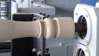 Table Leg Cnc Wood Turning Lathe Machine
