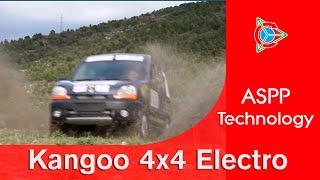 Elektromotoren - Revolutionäre Technik - Renault Kangoo Elektro 4x4