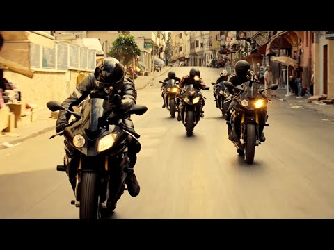 Mission: Impossible Rogue Nation  - Spin Cycle