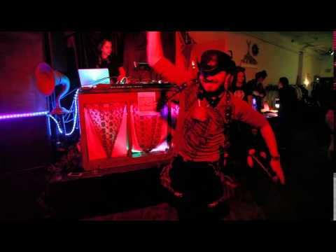 What you missed last week (Feb 6) @ Cirque Du Freaks. w the music of Lantz Lazwell & the Vibe Tr