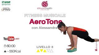 AeroTone - Livello 3 - 4 (Live)