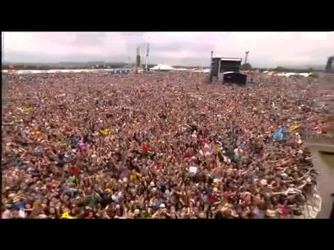 Kasier Chiefs - Never Miss a Beat - T In The Park - 6th July 2012