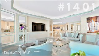 TURNBERRY OCEAN COLONY: 16051 Collins Ave #1401, Sunny Isles Beach, FL 33160 by Lana Bell