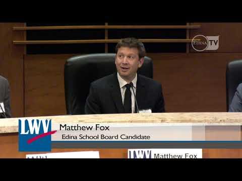 2017 Edina School Board Candidate Forum