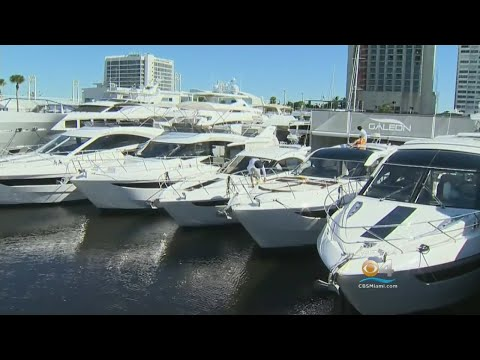 What To Expect At The Fort Lauderdale International Boat Sho