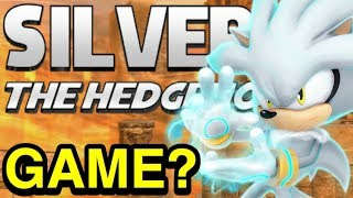 Possible Silver the Hedgehog Game? - SXSW Q&A Discussion - NewSuperChris