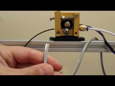 RAMPS 1.4 - Stepper marlin firmware extruder calibration