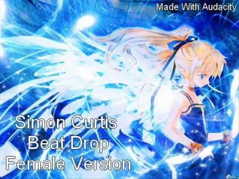 Simon Curtis - Beat Drop (Female Version)