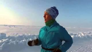 52 شخصًا يخوضون سباق «الركد على الجليد»: 41 درجة مئوية تحت الصفر - المصري لايت