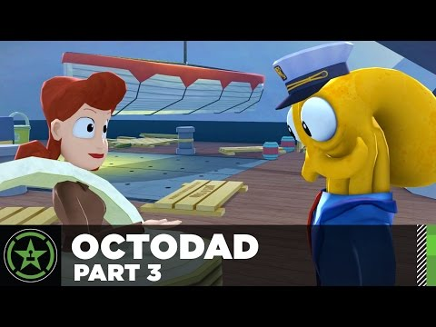 Let's Play – Octodad: Dadliest Catch Part 3