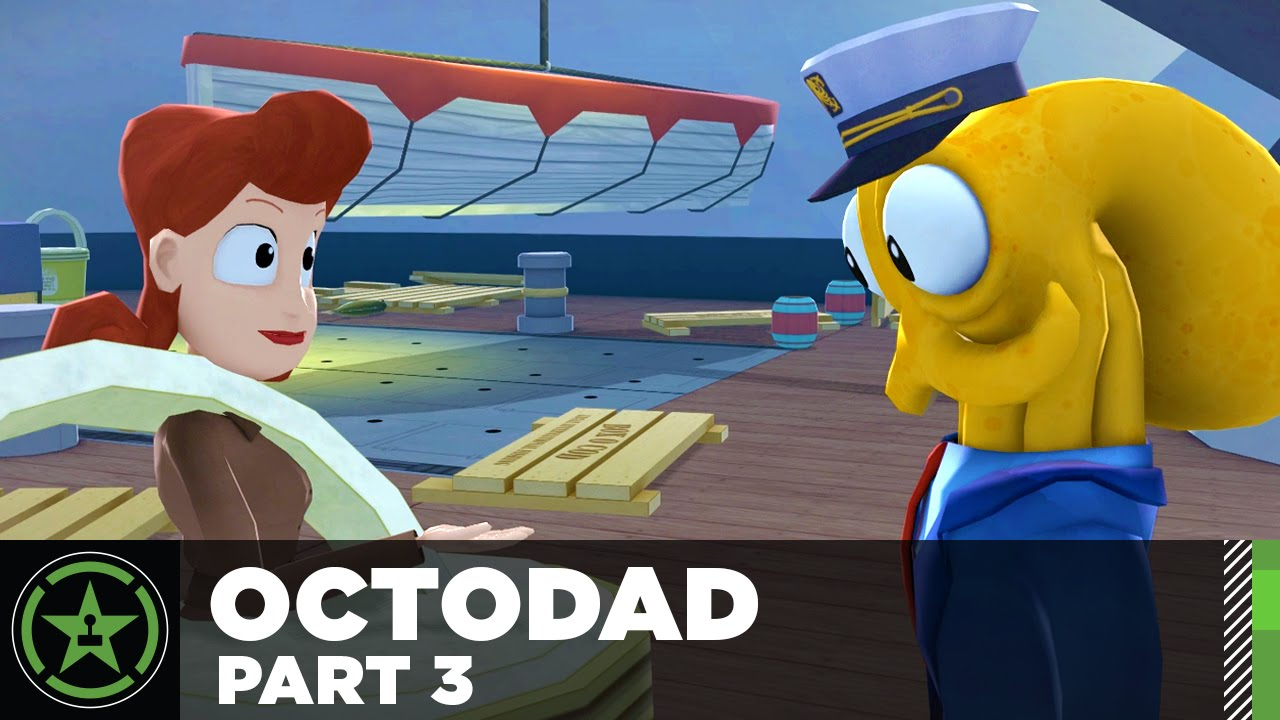 let s play octodad dadliest catch part 3 youtube