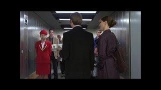 Sicherheitsvorschriften im Fahrstuhl