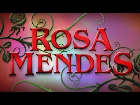 Rosa Mendes Entrance Video
