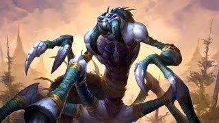 История мира Warcraft - Нерубианская Империя