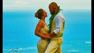 Ronda Rousey gets Married to Travis Browne