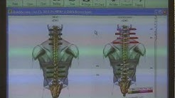 Chiropractic Adjustment, Surface EMG Scans & Spinal Alignment by Dr. Madden