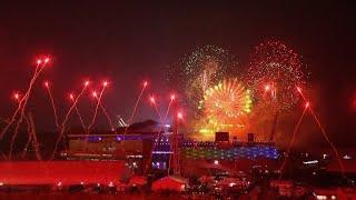 Церемония открытия Олимпиады-2018