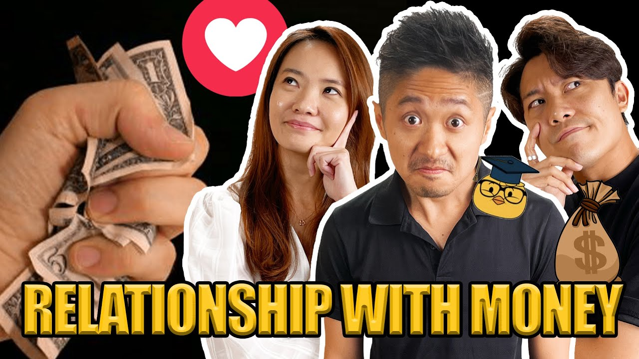 What Is Your Relationship with Money? | Chicken Genius, Benny, Qiuyu | Café Money EP 22