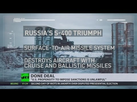 Turkey confirms purchase of Russian S-400 missile despite US