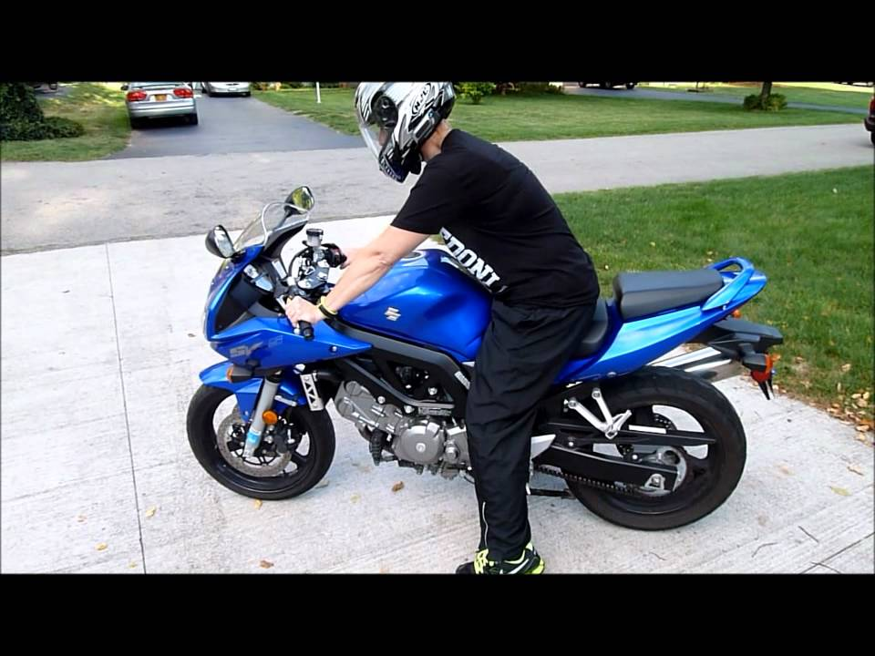2007 suzuki sv650s youtube. Black Bedroom Furniture Sets. Home Design Ideas