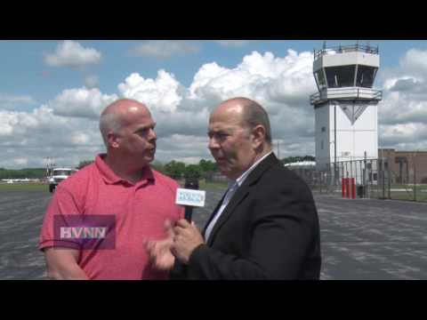 Hudson Valley Regional Airport Open House 2017