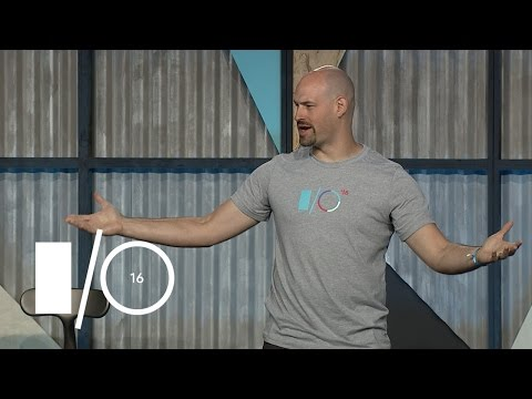 Image compression for Android developers - Google I/O 2016