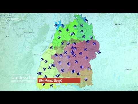 Dialektatlas für Baden-Württemberg