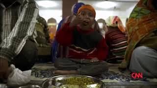 Langar at Sri Harmandir Sahib - Anthony Bourdain
