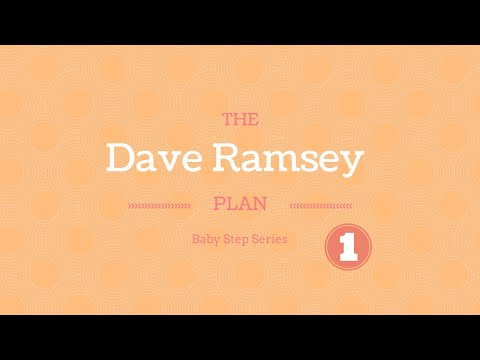 Dave Ramsey\'s Baby Step #1: Building an Emergency Fund | FrugalChicLife