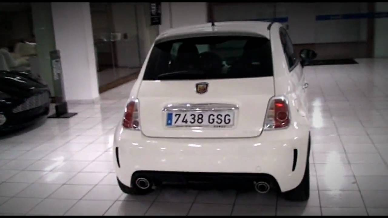my car collection 2010 fiat 500 abarth youtube. Black Bedroom Furniture Sets. Home Design Ideas