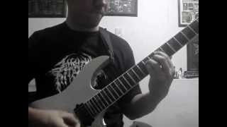Mayhem - De Mysteriis Dom Sathanas (Cover Guitar)