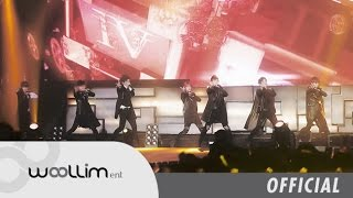 "INFINITE ""Tic Toc"" (OGS Returns Live Ver.) Official MV"