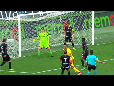 Gençlerbirliği 0 - 1 Evkur Yeni Malatyaspor #Özet