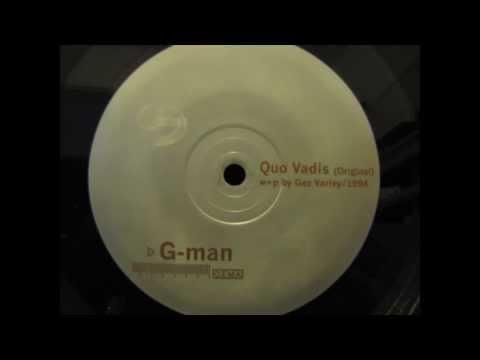 G-Man - Quo Vadis (Original)