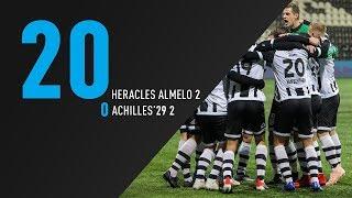 Twintig! Alle goals van Heracles Almelo 2