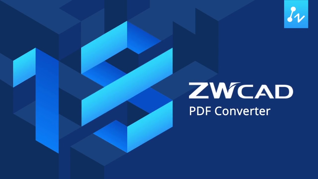 PDF Converter: How to convert and insert PDF to a drawing in ZWCAD