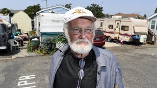 Man, 81, ready to leave San Leandro trailer park after rent battle