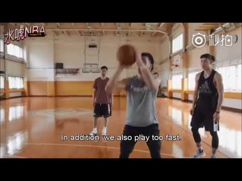 Jeremy Lin interview in Beijing on July 28, talking about the biggest change in the offseason.