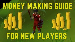 Money Making Guide's For New Players - Old School Runescape