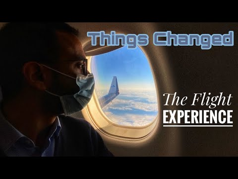 KLM Europe Service Review   Amsterdam to EuroAirport   COVID19 Lockdown Flight Experience