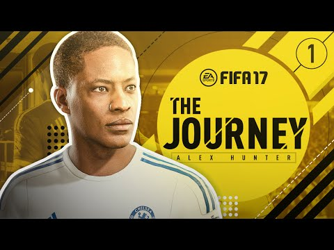 INSANE FIFA 17 STREAM - The Journey #1